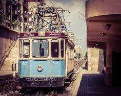 الترام القديمة  #Alexandria, #Egypt