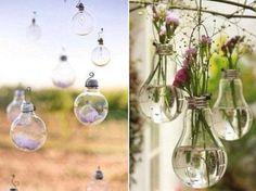 Used light bulb ideas