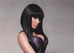 Nicki Minaj Hairstyles - http://pictrends.com/hairstyles/nicki-minaj-hairstyles/