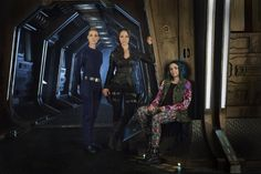 Pictures & Photos from Dark Matter (TV Series 2015– ) - IMDb