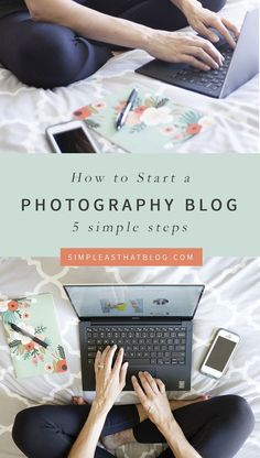 Have you ever thought about starting a photography blog? Or been unsure of where to even begin?This post takes you through some of the most basic steps to creating a beautiful website and building a thriving photography community.