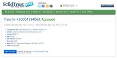 AdClickXpress (ACX) is the best ONLINE OPPORTUNITY. I WORK FROM HOME less than 10 minutes and I manage to cover my LOW SALARY INCOME. Here is my Withdrawal Proof from AdClickXpress. I get paid daily and I can withdraw daily. Online income is possible with ACX, who is definitely paying - no scam here.  Join for FREE and get 10$ + 5$ Ad and Media valuepacks from ACX.  My #26 Withdrawal Proof from AdClickXpress, 20. 07. 2015. http://www.adclickxpress.com/?r=acxpavle&p=p3p2