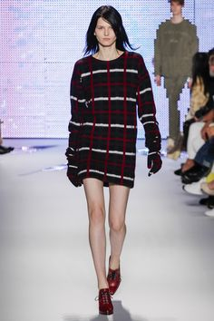 Lacoste Fall 2014 RTW - Runway Photos - Fashion Week - Runway, Fashion Shows and Collections - Vogue