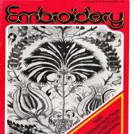 Vintage 1979 Embroidery magazine from The Embroiderers Guild available at Vintage Visage