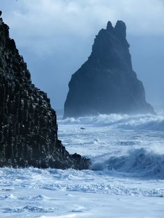 Black Beach, Vik, Iceland