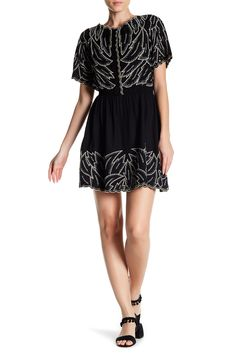 Kelsi Embroidered Dress by alice + olivia on @nordstrom_rack
