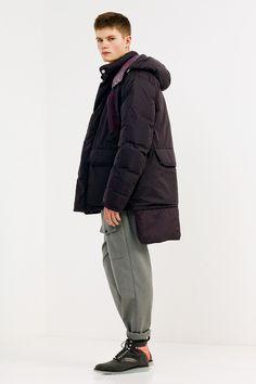 OAMC - Fall/Winter 2015 - Down overcoat