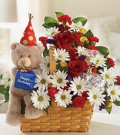 Ask For Lotsa Love Birthday Flowers Gift Http Www
