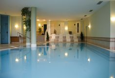 wellness im hotel staribacher - indoor-pool, sauna, dampfbad, solarium, massagen ...klein, aber fein