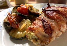Göngyölj a húsba mindenféle földi jót: sajtot, zöldségeket, fűszereket, és irány a sütő! Válogass receptjeinkből!