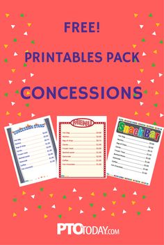 Use our menus for food and snack items at your next event! Restaurant Menu Template, Menu Restaurant, Free Printable Menu Template, Concession Stand Food, Diner Menu, Snack Items, Snacks, Templates, School Carnival