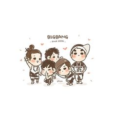 [fanart] #BIGBANG10 ♥️
