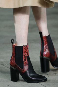 Best In Shoes: 16 Amazing Pairs From The Fall 2014 NYFW Runways  #reedkrakoff