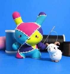 Patchwork Custom Dunny