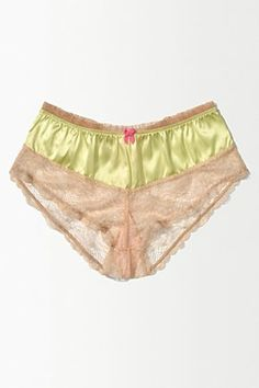 Twice Refined French Knickers from Anthropologie