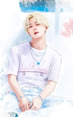 wandering : Photo ♥ SEVENTEEN Jeonghan Fanart #Don't Wanna Cry