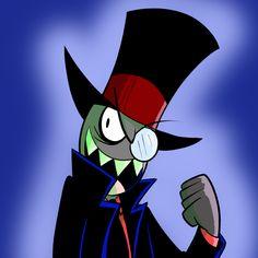 Black Hat by Pembroke.deviantart.com on @DeviantArt