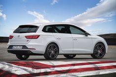 2017 SEAT Leon Cupra 300 ST