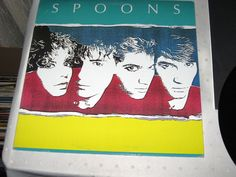 Spoons ‎- Talkback, Lp nm