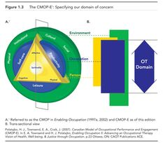 CMOP-E for Occupational Therapy (the revised model)