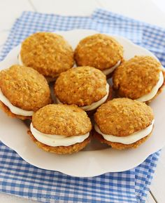 The Comfort of Cooking » Soft Carrot Cake Sandwich Cookies