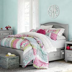 Chelsea Storage Bed | PBteen