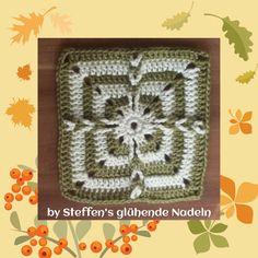 Stegra Steffen's Granny, dass Granny eignet sich gut für Decken, Taschen und vieles mehr! Es ist meine eigene Kreation.