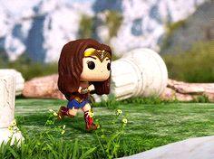 Wonder Woman pop vinyl