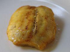 Aborrajados - AntojandoAndo Colombian Food, Ceviche, Baked Potato, Healthy Recipes, Healthy Food, Baking, Ethnic Recipes, Diana, Kitchen