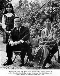 Family Thieu