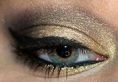 Urban Decay Vice Palette Eye Makeup Look & Tutorial: Metal Mania