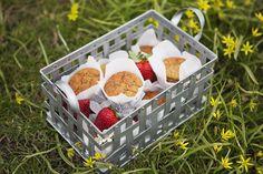 Cardamom and Sunflower Muffins
