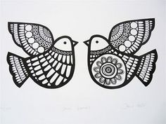 My tattoo after Peace Corps (Dove is a peace corps symbol and the style resembles as Matryoshka doll)