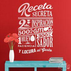 Mejores 53 Imagenes De Vinilos Para La Cocina En Pinterest Wall - Decoraciones-vinilo