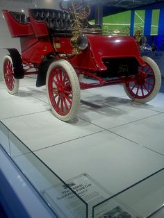 The oldest surviving Ford car NAIAS 2013