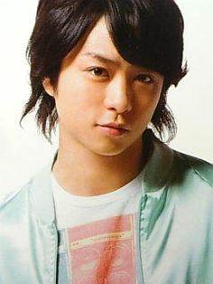 Sho Sakurai of Arashi