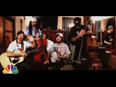 ▶ The Avett Brothers: Thank God I'm a Country Boy - YouTube