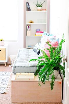 Office & Guest Room Makeover
