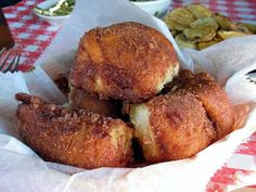 KANSAS Sample the sticky, cinnamon-crusted rolls from Stroud's, a homestyle favorite in the Breadbasket of America.