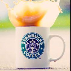 mmm... Starbucks