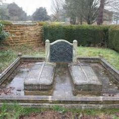 Princess Diana Grave Empty -- Royal Buried At Family Crypt St. Marys Brington England