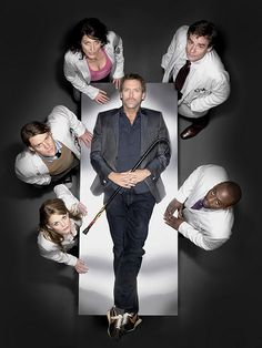 House M.D. - Original Team---I know the show has been over for like 2 years but I am almost done watching season 7 and I really love this show!