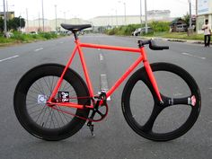 REKTA Harabas #fixie #fixed #bicycle