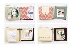 Mini Albums with Stephanie | October Edition