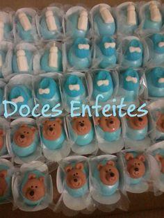 Doces Fondados para Cha de Bebe Encomendas:(21) 2652-6583 docesenfeites.blogspot.com