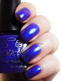 Grace-full Nail Polish - Do the Magic!