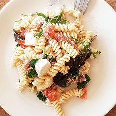 Le soleil revient les #salades aussi #italia #yummi #madeByApolline