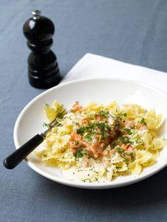 Nopea kirjolohipasta Risotto, Pasta, Ethnic Recipes, Food, Essen, Meals, Yemek, Eten, Pasta Recipes