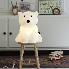 Lampe Ours pour chambre d'enfant
