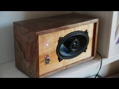 DIY Bluetooth Bookshelf Speaker: 11 Steps (with Pictures)